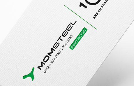 MOMSteel 10 anos França